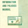1964 BSA Jamboree Information And Policies Manual