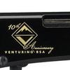 Henry Repeating Arms Company, Lever Action, Venturing Edition, .22 Caliber, .22LR Capacity, Model H001BV - Receiver Detail of 10th Anniversary Venturing Logo